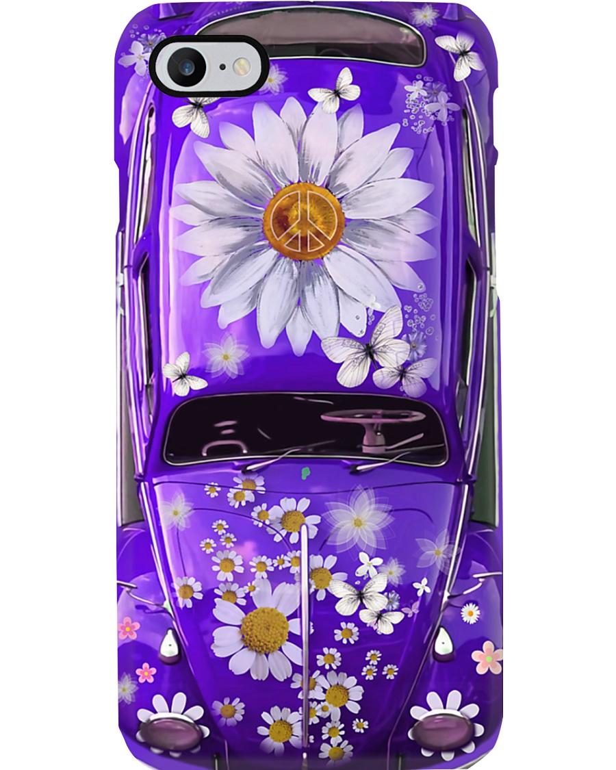 Daisy VW Bug Phone Case