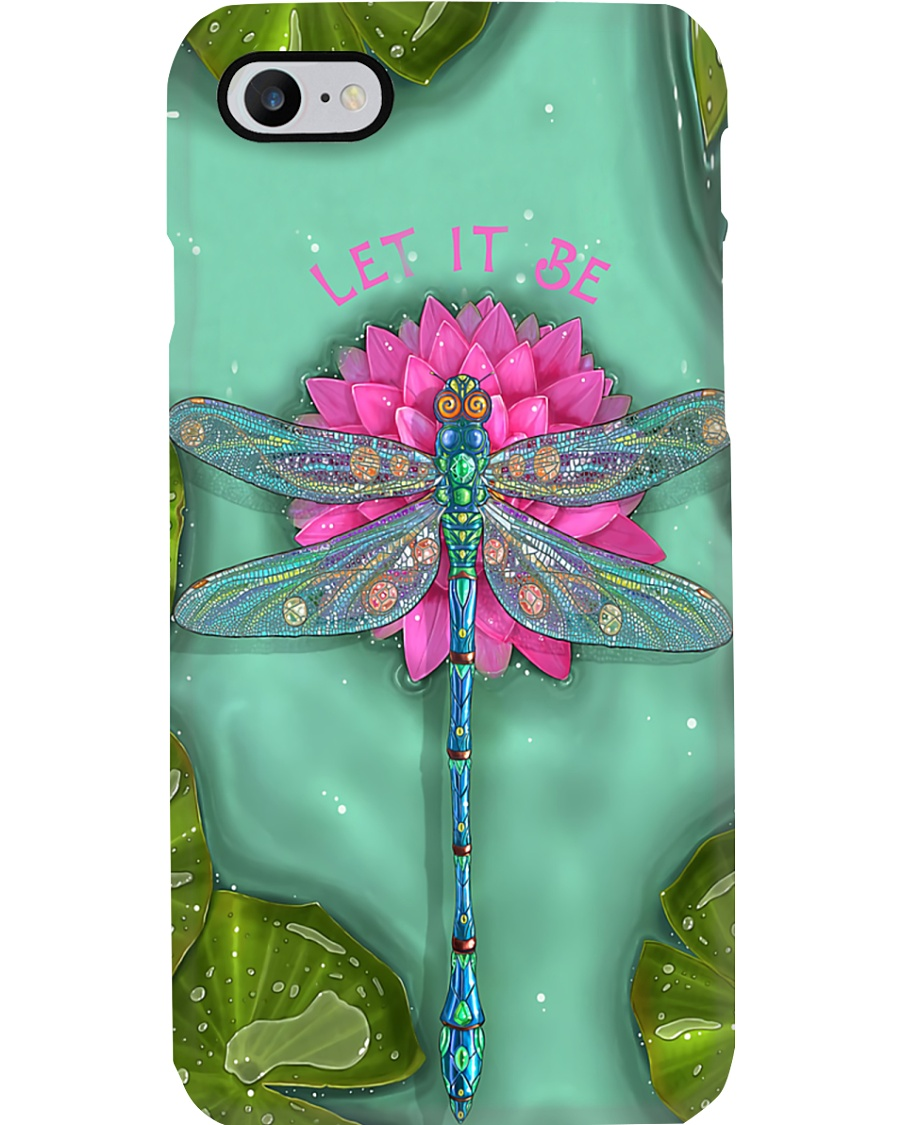 Dragonfly - Let It Be Phone Case