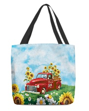 Sunflower Love All-over Tote thumbnail