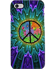 Flower Peace Phone Case thumbnail