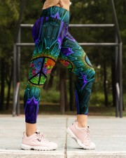 Flower Peace High Waist Leggings aos-high-waist-leggings-lifestyle-16