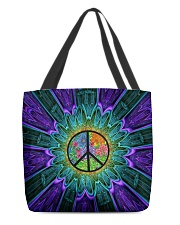Flower Peace All-over Tote thumbnail