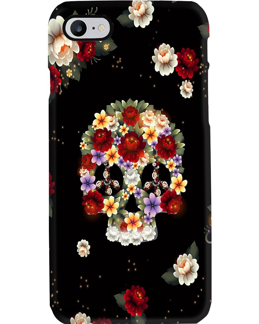 Skull Hippie Phone Case
