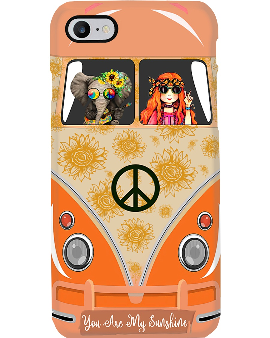 You Are My Sunshine Phone Case