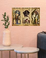Gypsy Hippie Fairy 17x11 Poster poster-landscape-17x11-lifestyle-21