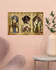 Gypsy Hippie Fairy 17x11 Poster poster-landscape-17x11-lifestyle-22