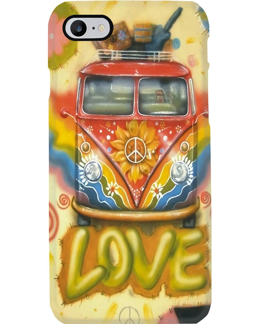 Love Hippie Phone Case