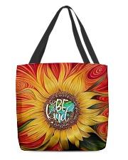 Sunflower Art All-over Tote thumbnail