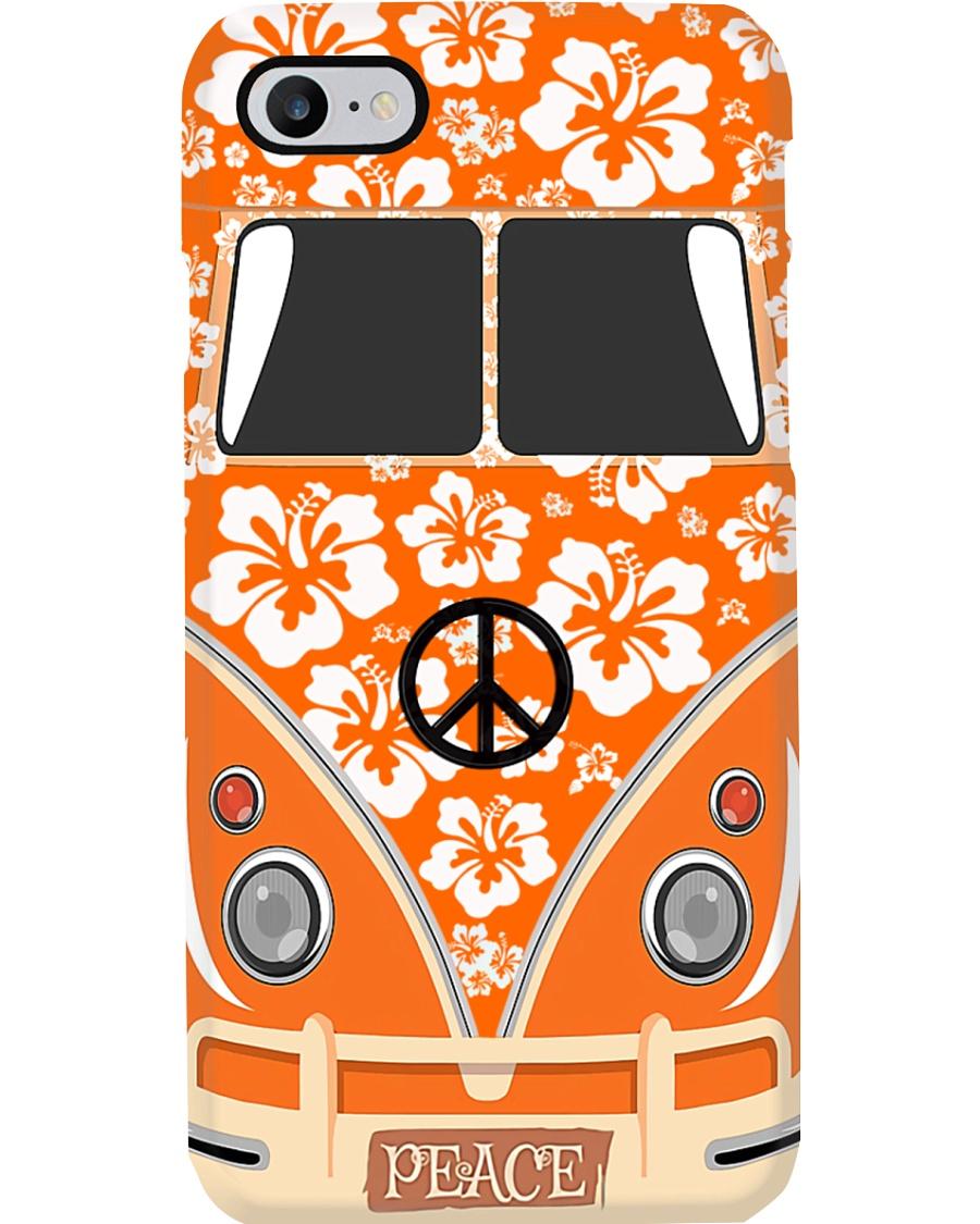 Flower VW Bug Phone Case