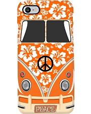 Flower VW Bug Phone Case i-phone-7-case