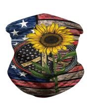Sunflower American Flag Neck Gaiter thumbnail