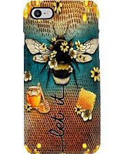 Let It Bee Phone Case i-phone-7-case