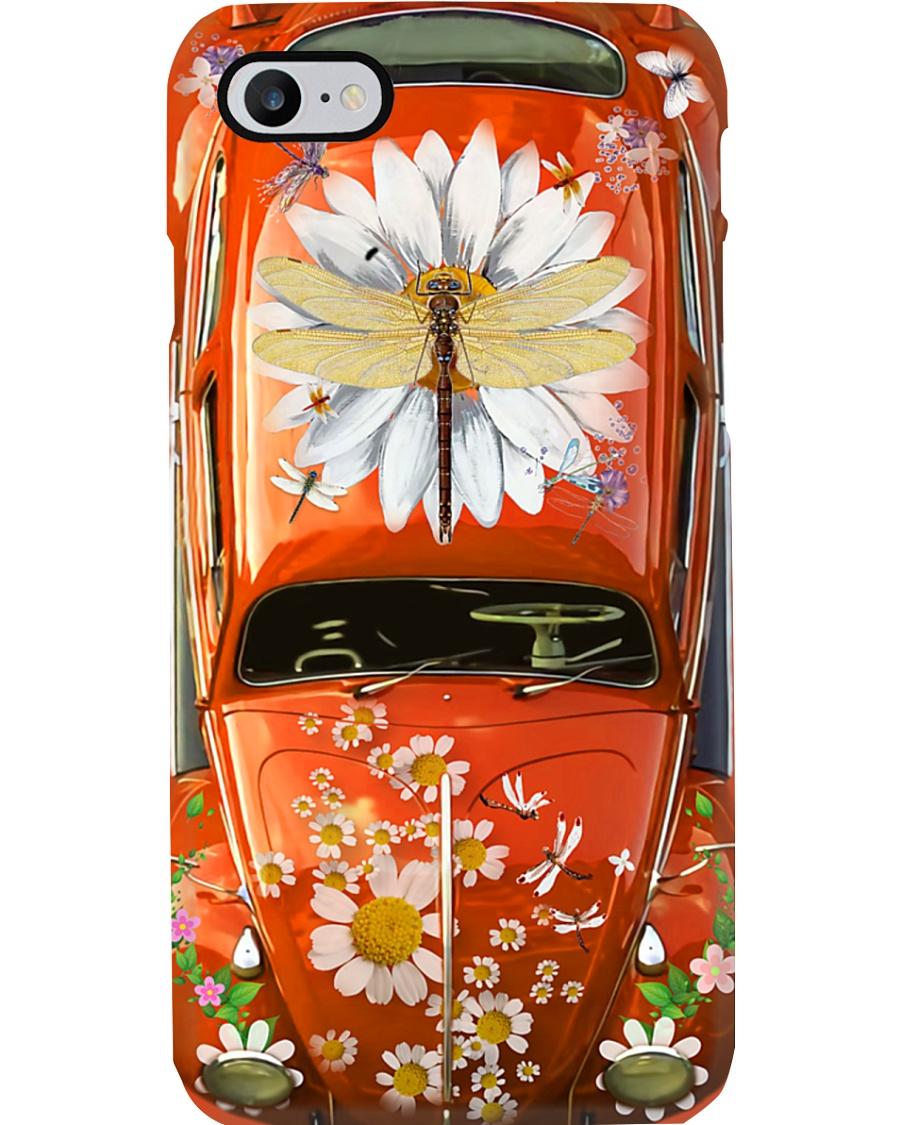 Dragonfly VW Bug Phone Case
