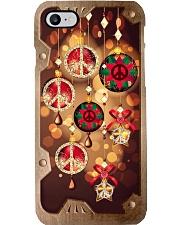 Peace Christmas Phone Case i-phone-8-case
