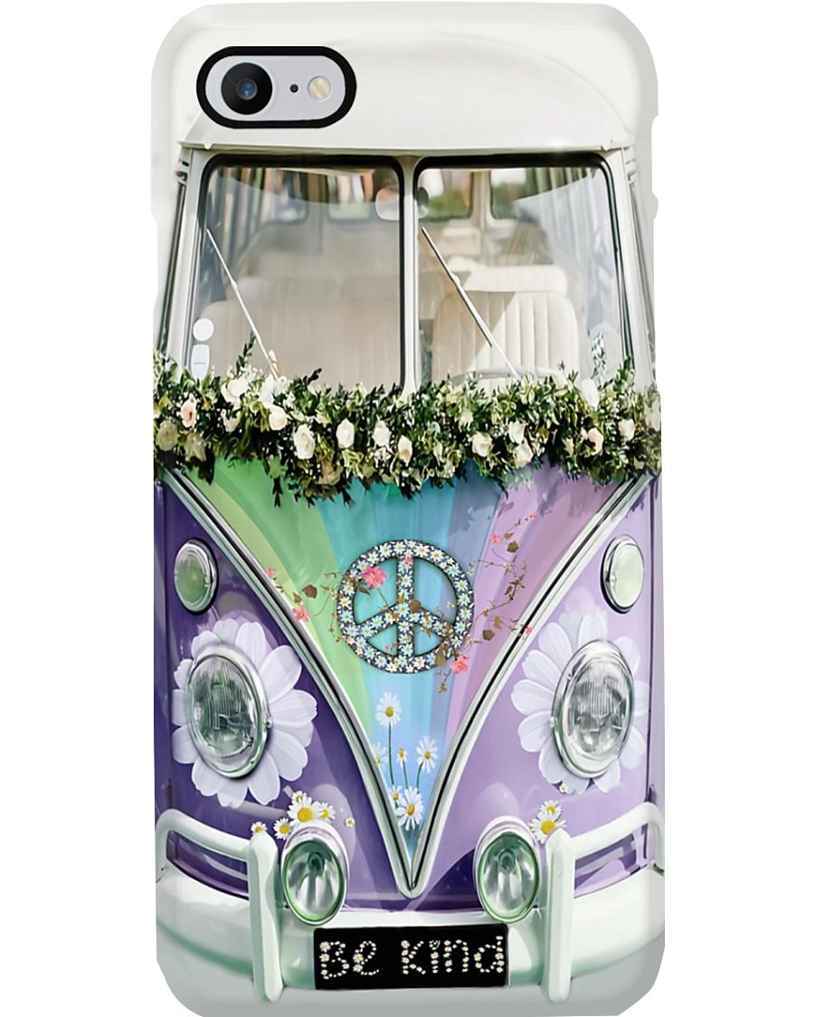 Daisy Peace Bus Phone Case