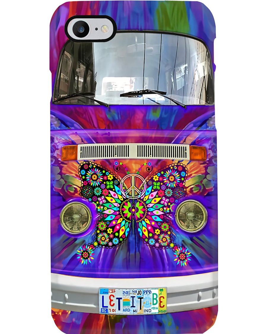 Let It Be - Butterfly Phone Case
