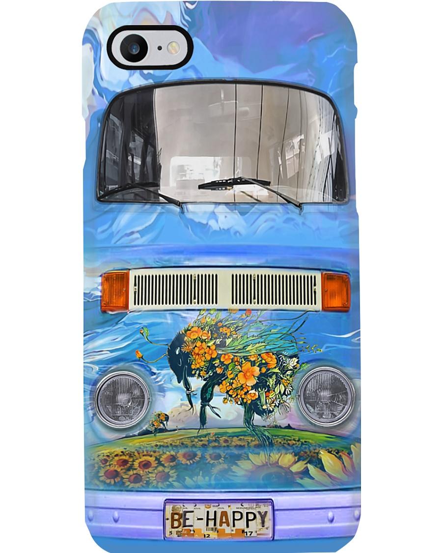 Bee VW Bus Phone Case
