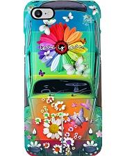 Love Is Love VW Bug Phone Case i-phone-8-case