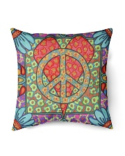 Love Peace Indoor Pillow tile