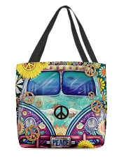 Bus Peace All-over Tote thumbnail
