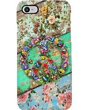 Flower Peace Phone Case i-phone-8-case