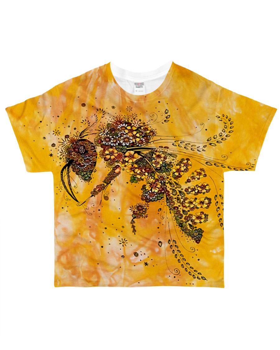 Bee Flower All-over T-Shirt