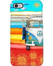 Hippie Vw Bus Phone Case i-phone-8-case