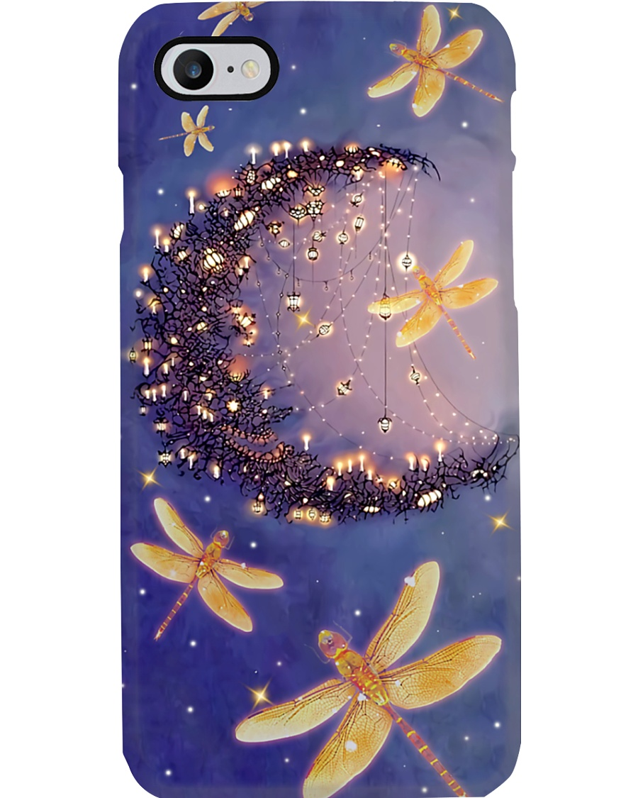 Dancing With the Moon Phone Case