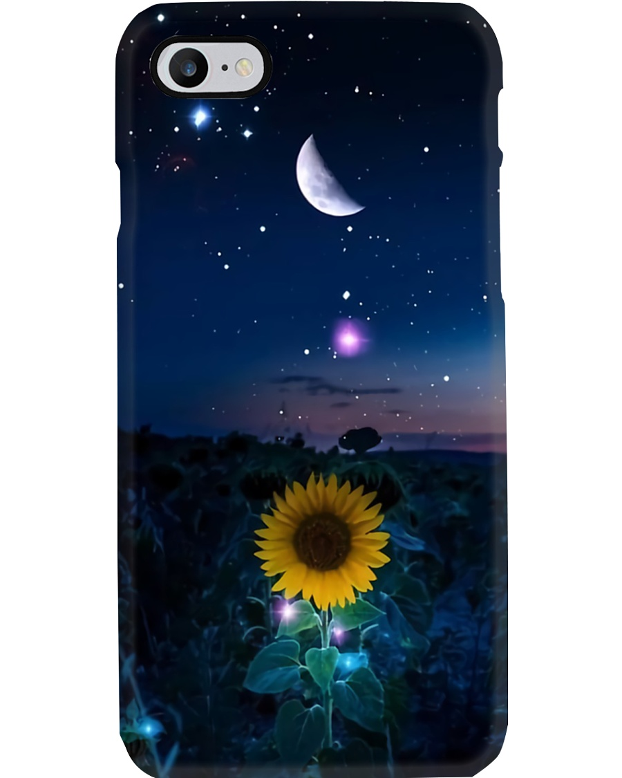 Sunflower Moom Phone Case