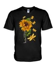 You Never Walk Alone V-Neck T-Shirt thumbnail