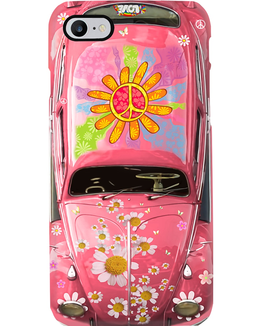 Peace VW Bug Phone Case