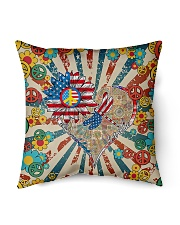 """Let It Be Indoor Pillow - 16"""" x 16"""" thumbnail"""