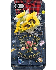 Sunflower Hippie Phone Case i-phone-7-case
