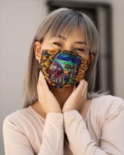Peace Love Cloth face mask aos-face-mask-lifestyle-17