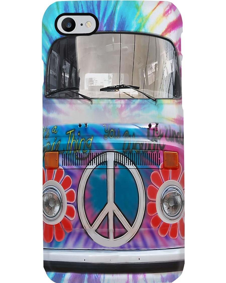Hippie Flower Phone Case