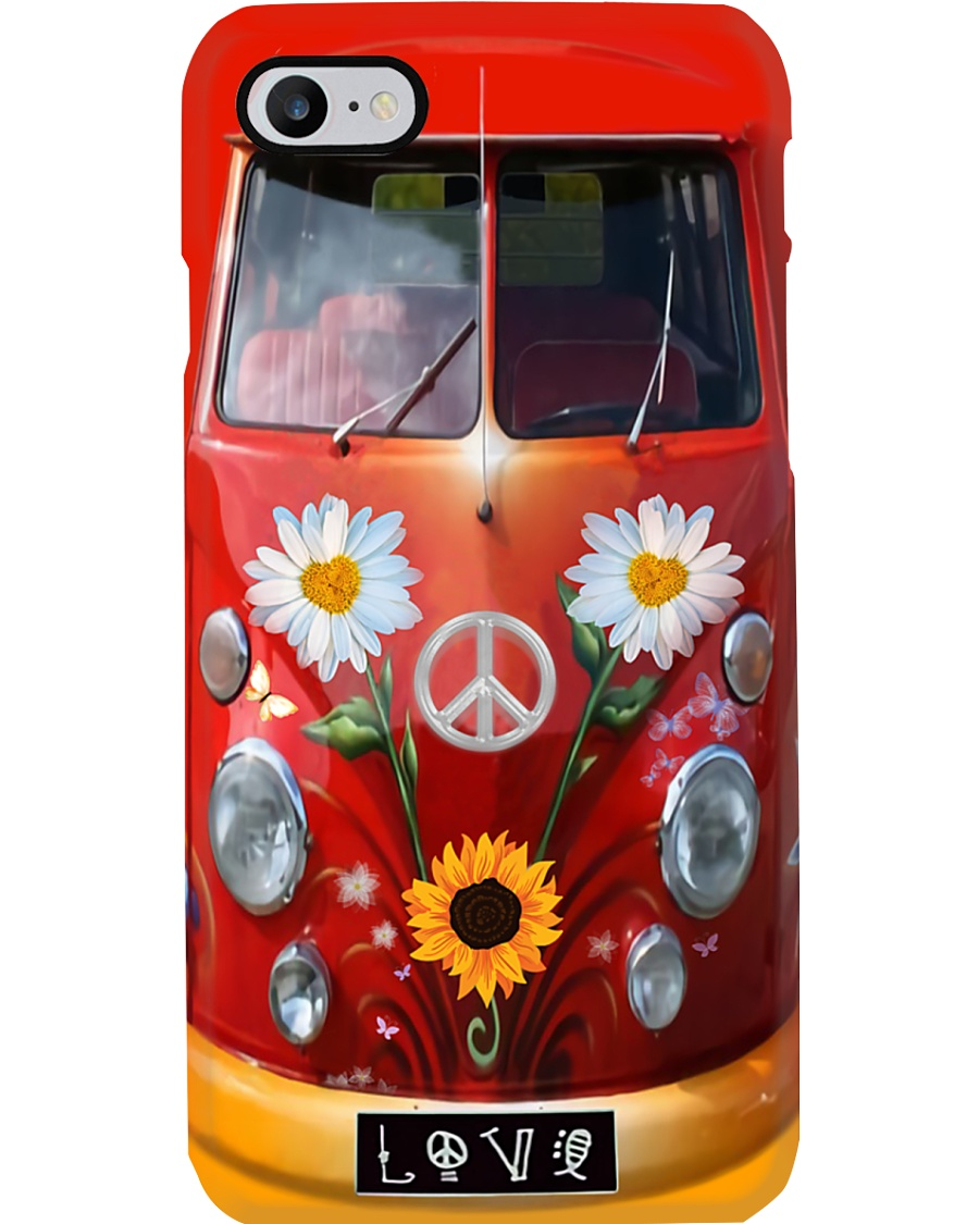 Bus Love Phone Case