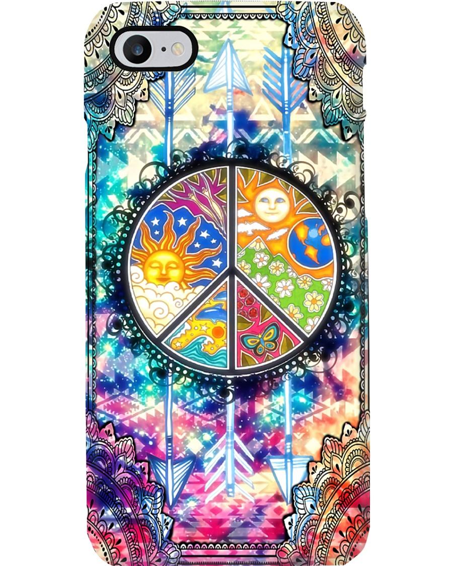 Peace Art Phone Case