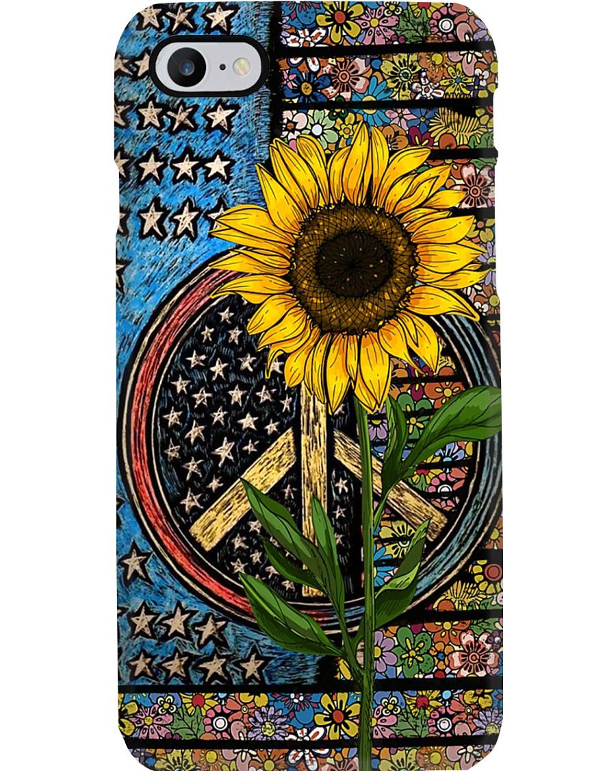 Sunflower Flag Phone Case