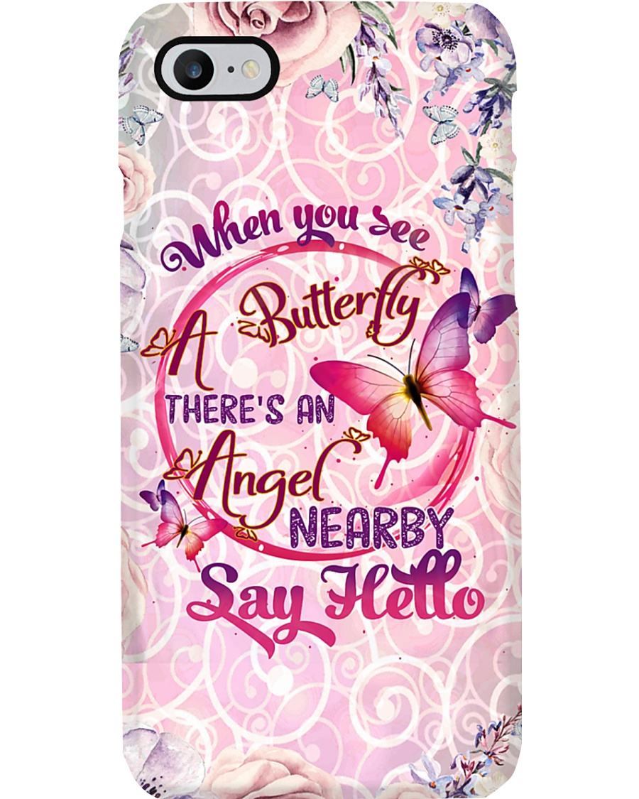 Butterfly Lover Phone Case