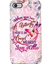 Butterfly Lover Phone Case i-phone-8-case