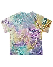 Dragonflies All-over T-Shirt back