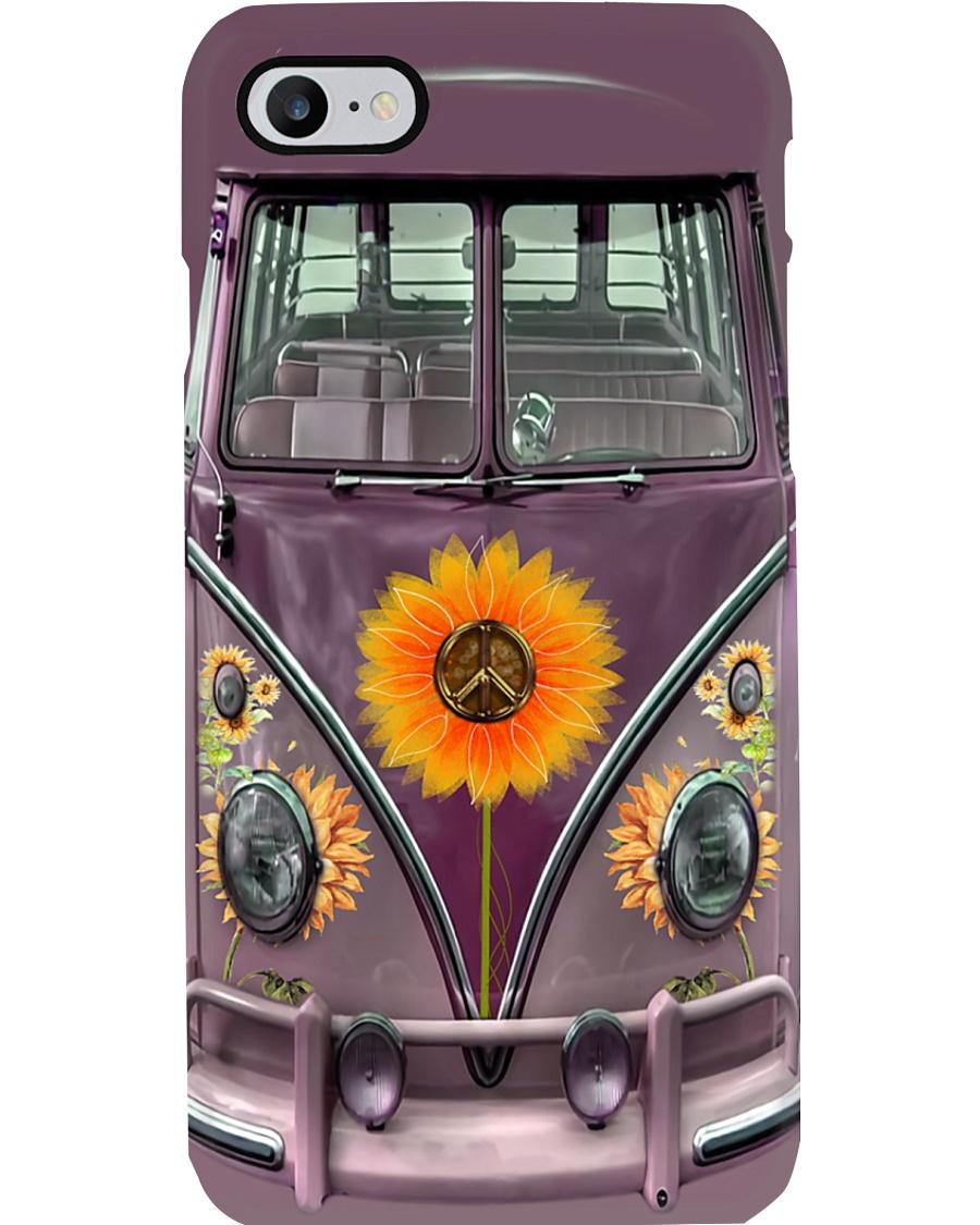 Love Sunflower Phone Case