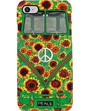 Bus Sunflower Phone Case i-phone-7-case