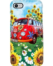 Sunflower Bus Phone Case i-phone-8-case