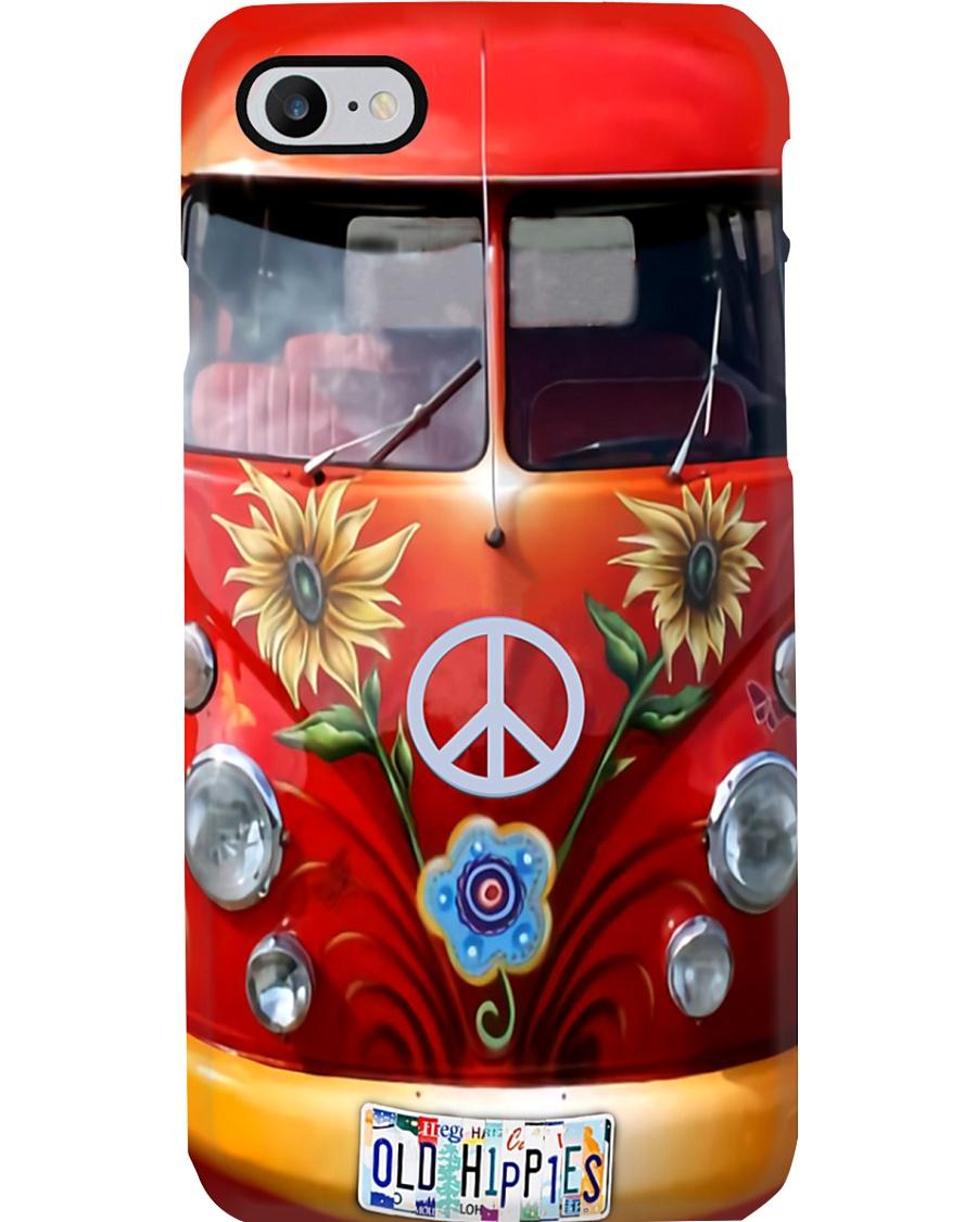 Old Hippie Phone Case