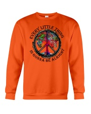 Every little thing gonna be all right Crewneck Sweatshirt thumbnail