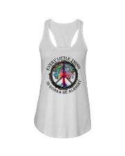Every little thing gonna be all right Ladies Flowy Tank thumbnail