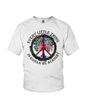 Every little thing gonna be all right Youth T-Shirt thumbnail