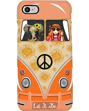 On A Dark Desert Highway Cool Wind In My Hair Phone Case i-phone-7-case