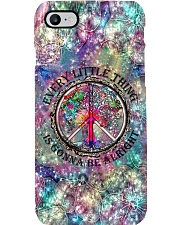 Every little thing is gonna be all right Phone Case i-phone-8-case